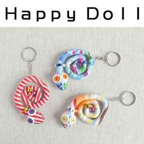 ■ピズム■■2019SS 新作■ Happy doll SNAKE