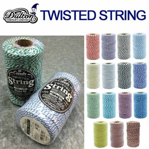 ■ダルトン■ TWISTED STRING